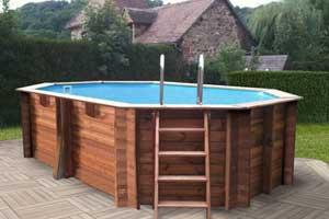 piscina de madera comprar