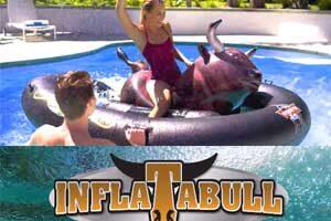 flotador de toro